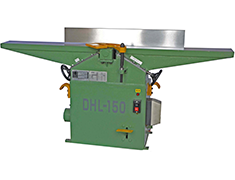 樹脂・硬木用 そば取鉋盤 DHL-150