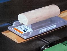 手押鉋盤補助具 J-1