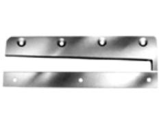 ツノ(ガイド)付き切断刃(自動包装機用各種ナイフ)