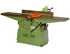 樹脂・木工用 高速手押鉋盤 DHL-250・300(現在生産中止)